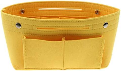 FLAMEER トートバッグ 財布 バッグインバッグ 収納袋 雑物入れ メインポケット 化粧品 全3色