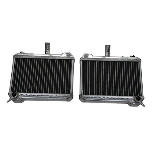 ALLOYWORKS PRO Aluminum Radiator For Honda Goldwing GL1500 GL 1500 88-00 BOTH SIDES Pack of 2