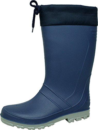 Hombres de alta 36 Tallas AXEL BOCKSTIEGEL Azul Botas de 47 goma calidad 4q51wXF