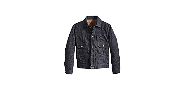 Levi/´s Vintage Clothing Cazadora Vaquera 1953 Type II 70507-0056 Rigid O5371