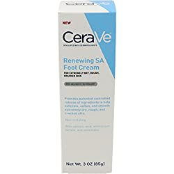 CeraVe Renewing System, SA Renewing Foot Cream, 3 Ounce