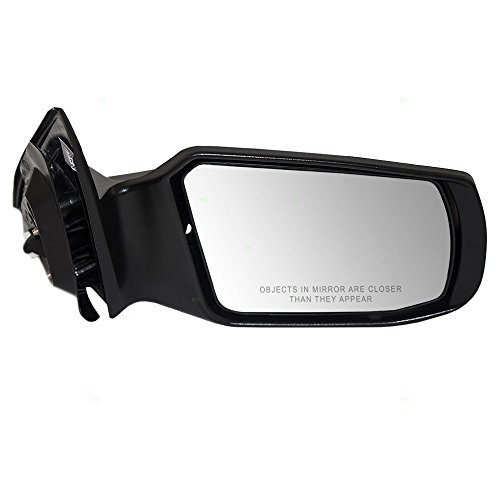 Passengers Power Side View Mirror Smooth Replacement for Nissan Sedan (Sedan Power Side View Mirror)