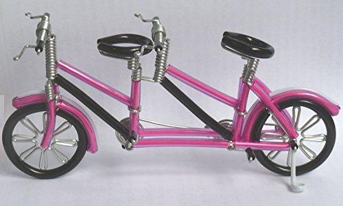 Unique Metal Crafts Gift Art Road Tandem LOVE Bike Model ...