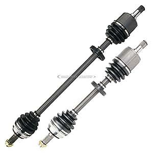 amazon com  pair front cv axle shaft for honda civic