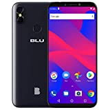 BLU Studio Mega 2018-6.0' HD Unlocked Smartphone with Dual Main Camera -Black