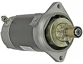 Discount Starter and Alternator New Starter for Nissan, Suzuki, and  Tohatsu, Fits Many Models, Please See Below