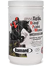 Ramard 079014 Total Blood fluids Muscle Replenishment for Horses, 2.3 lb/30 Day