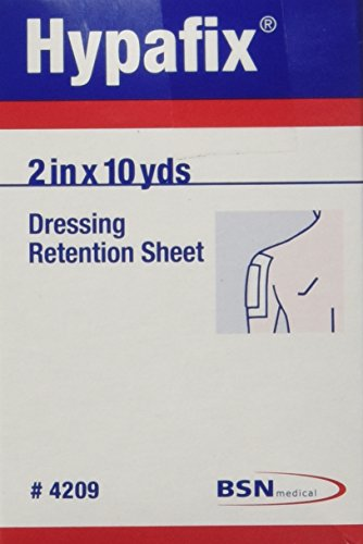 (Hypafix Dressing Retention Tape: 2