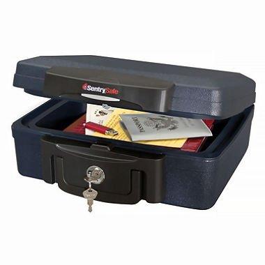 SentrySafe Safety Box (Black, H0100)