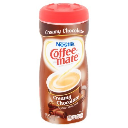 PACK OF 10 - COFFEE-MATE Creamy Chocolate Powder Coffee Creamer 15 oz. Canister by Coffee-mate (Image #5)