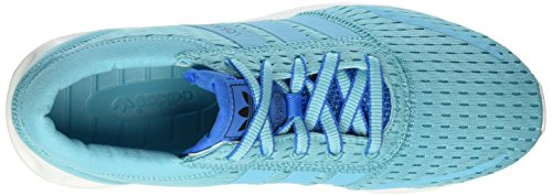 Femme Blue adidas Shock Glow Bleu Los Angeles Mode Blue Glow Basket Blue AIxAwOP