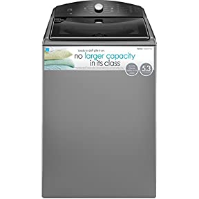 Kenmore 5.3 cu ft Top Load Washer in Metallic Silver (Available in Select Cities Only)