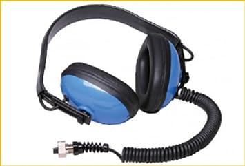 Auriculares Auriculares Sub subacquee Garrett profesional Metal Detector: Amazon.es: Electrónica