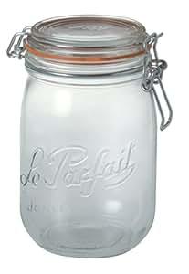 Le Parfait 1.0 Litre Preserving Jar by Le Parfait
