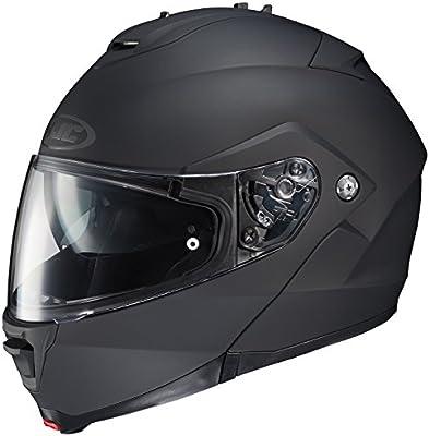HJC 980-617 IS-MAX II Modular Motorcycle Helmet (Matte Black, XXX-Large)