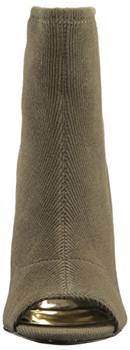 Fashion by Carlos Rival Women's Boot Olive Carlos Santana XqdwxX4