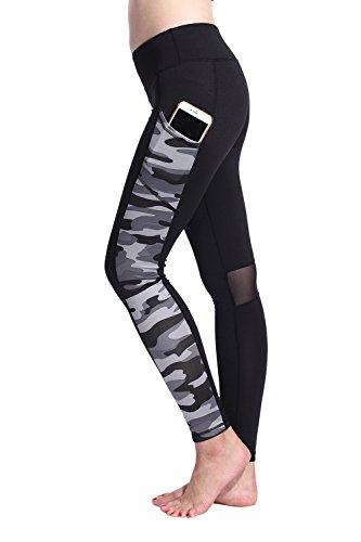 Lotsyle Womens Pockets Fitness Leggings