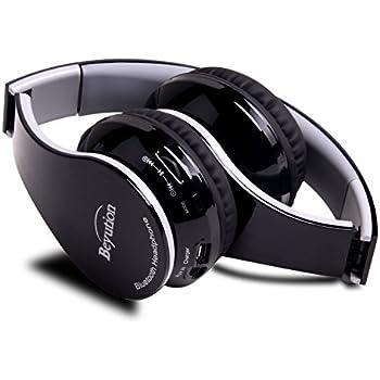 Amazon.com: New Beyution BT513 Black Over-Ear HiFi