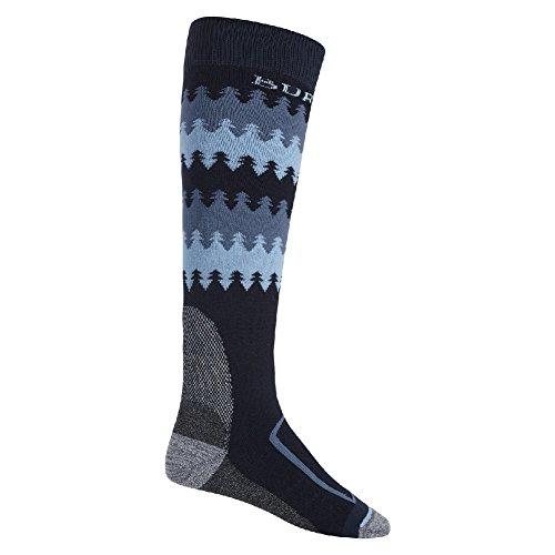Burton Men's Buffer II Sock, Mood Indigo, Medium ()