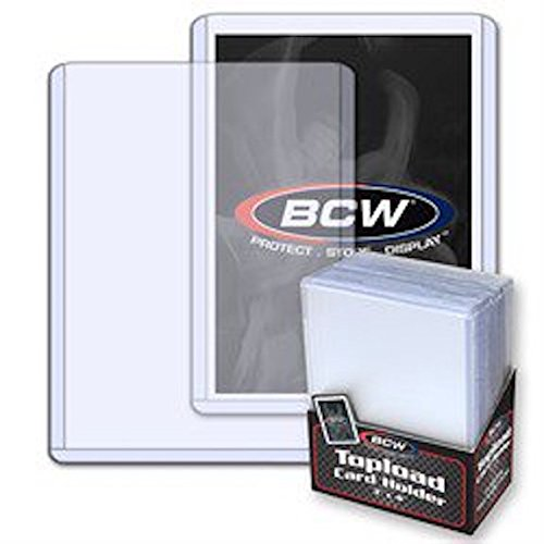 sealed card protectors - 6