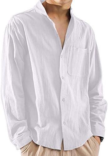 Camisa de hombre de manga larga de corte holgado, para el ...