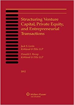 Best books on private equity and venture capital