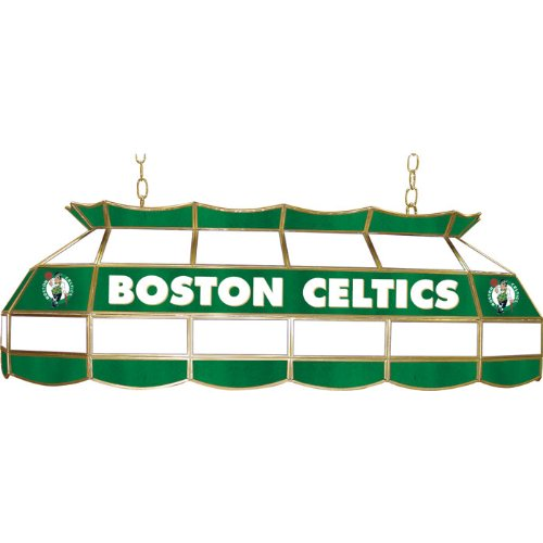 NBA Boston Celtics Tiffany Gameroom Lamp, 40'' by Trademark Gameroom