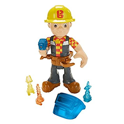 Fisher-Price Bob the Builder, Switch & Fix Bob: Toys & Games