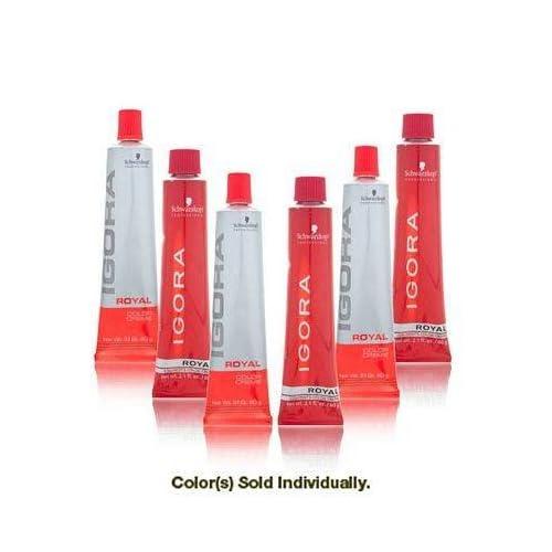 Schwarzkopf Igora Royal Colorist's Color Creme Tube 7-4 Medium Beige Blonde