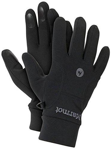marmot-mens-power-stretch-glove-black-large