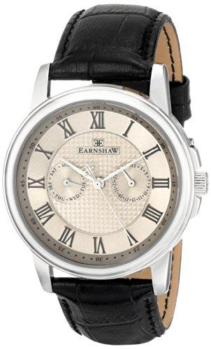 Thomas Earnshaw Men's ES-8036-02 Flinders Analog Multi-Function Watch