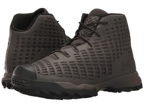 Under Armour(アンダーアーマー) メンズ 男性用 シューズ 靴 ブーツ 安全靴 ワーカーブーツ UA Acquisition Maverick Brown/Black/Maverick Brown [並行輸入品] B07BKRJ444 11 D Medium