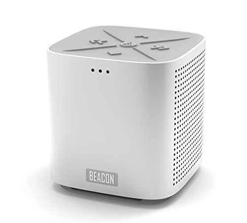 Beacon Audio Blazar Portable Bluetooth Stereo Speaker (Aluminum) by Beacon Audio