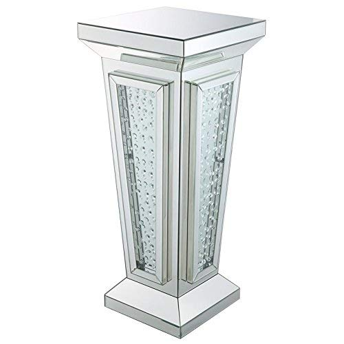 ACME Furniture  Nysa Pedestal Stand by Acme Furniture