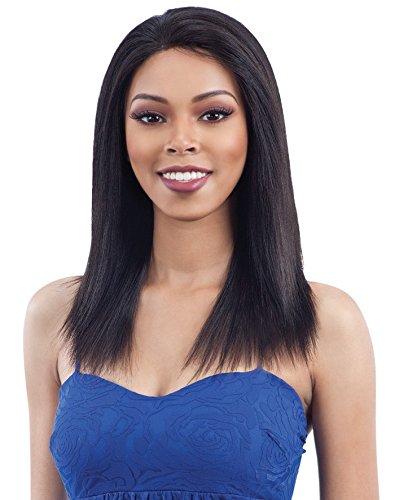 ARIELLE (4 Medium Brown) - Milkyway SAGA 100% Human Remy Hair Lace Front Wig