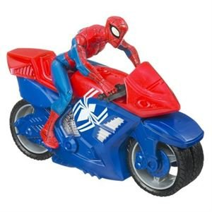 spider man moto a rtro friction