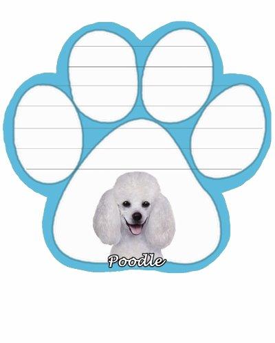 E&S Pets NP-28 Dog Notepad by E&S Pets
