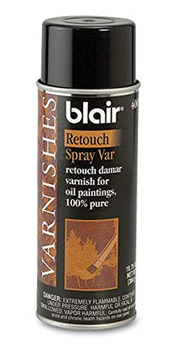 Blair Blair Spray Var Retouch Varnish Gloss 10.75 oz Can (40016)