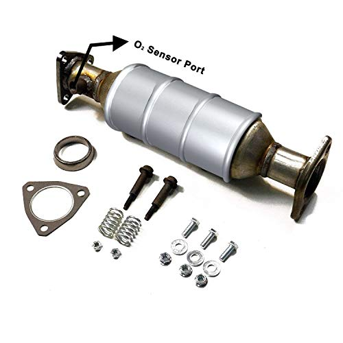 Catalytic Converter Replacement | 16387 (1997-2001) Honda CR-V 2.0L | Direct Fit with Gaskets & Bolts Included OBDII -