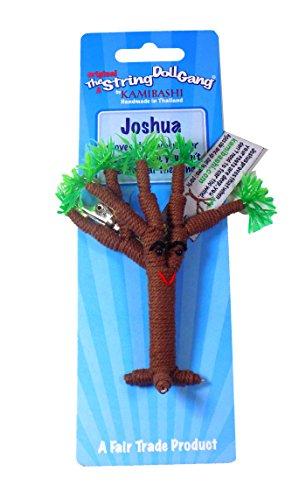 Kamibashi Joshua The Tree The Original String Doll Gang Keychain