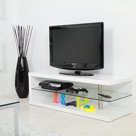 Lounge-Zone Diseño Tv Estante Mesa Mesa de Tele Mesa de Tv ...
