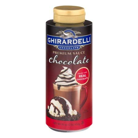 Chocolate Premium Sauce (Pack of 20) by Generic (Image #1)