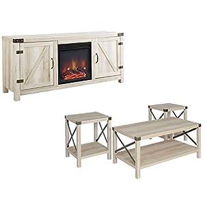 418wqVjdBFL._SS300_ Beach & Coastal Living Room Table Sets