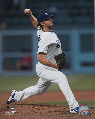 Clayton Kershaw Los Angeles Dodgers Unsigned Licensed Baseball Photo 3
