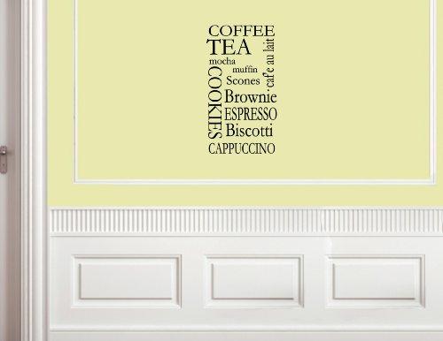Cappuccino Biscotti (Coffee Tea Mocha Cookies Muffin Scones Brownie Espresso Biscotti Cappuccino -...)