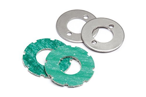 HPI Racing Savage XS Slipper Clutch and Pad Set 105805 by HPI Racing Hpi Slipper Clutch Pad