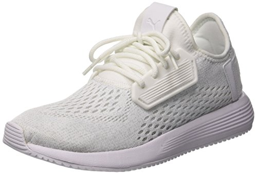Puma Mesh Erwachsene Uprise Violet 05 puma White Sneaker Unisex Grau Gray rFAqr