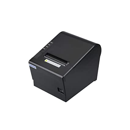 Amazon.com: Mini Portable Wireless Thermal Printer 31/8 ...