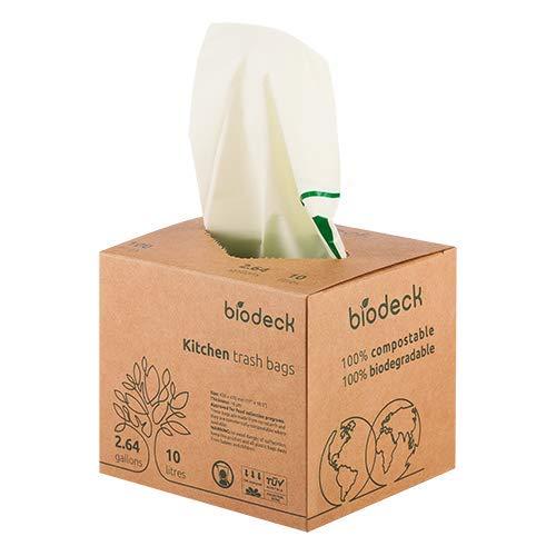 Biodeck - Bolsas biodegradables y compostables para residuos de ...