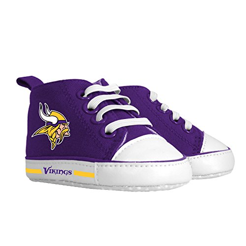 Baby Fanatic Pre-Walker Hightop, Minnesota Vikings